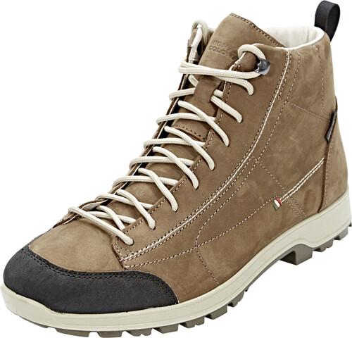High Colorado Sölden Mid Multifunctional Shoes Unisex Brown Leather Schuhgröße 45 2017 Schuhe AiQnC0L